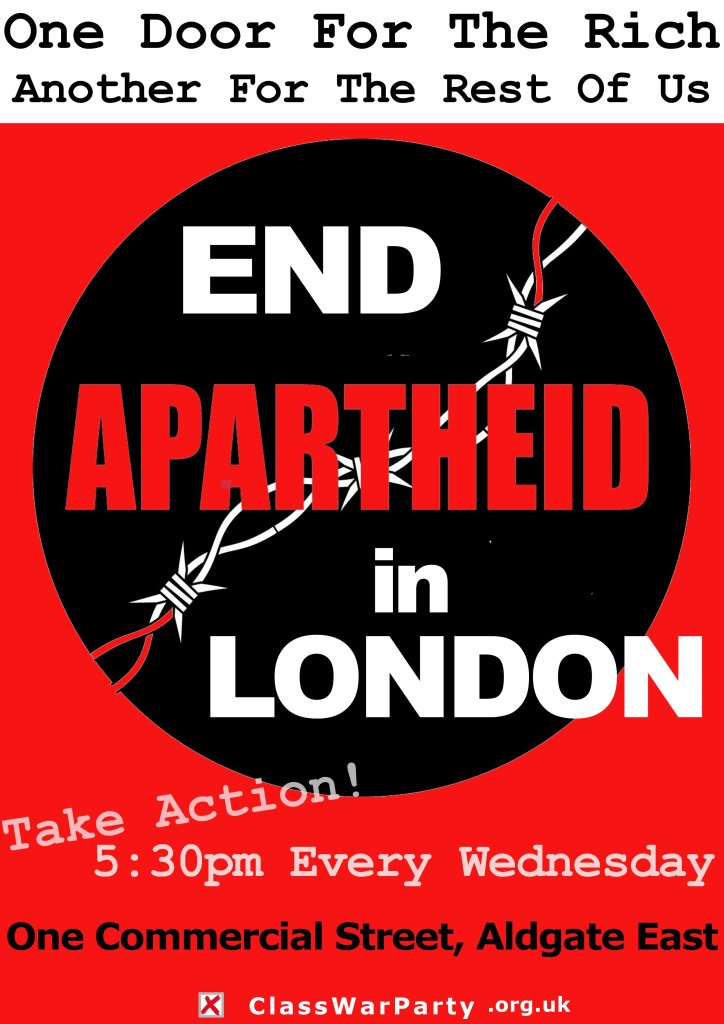 End Apartheid in London