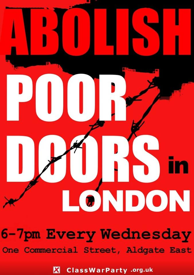 Poor Doors Demo2